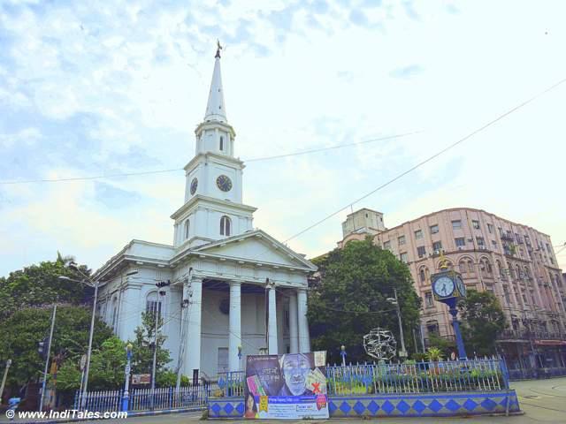 सेंट एंड्रूस चर्च - कलकत्ता की सबसे पुरानी चर्च