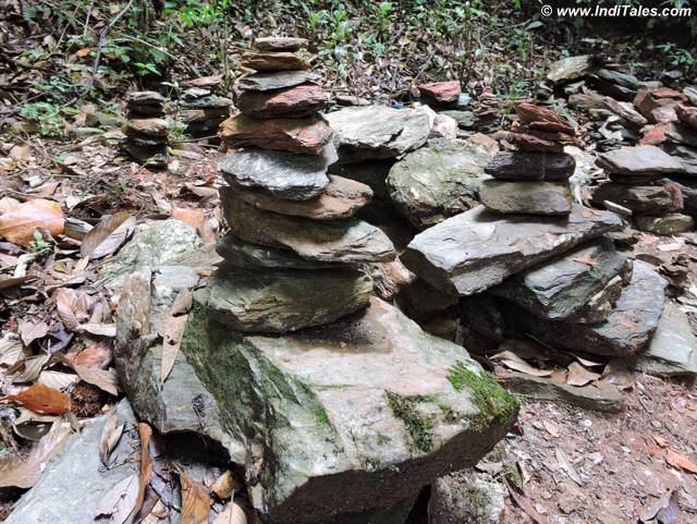 Stones - an artwork in itself