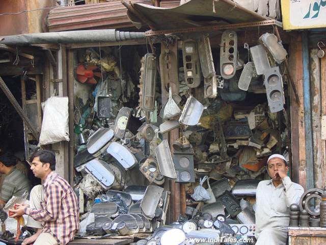 चोर बाज़ार - पुरानी दिल्ली