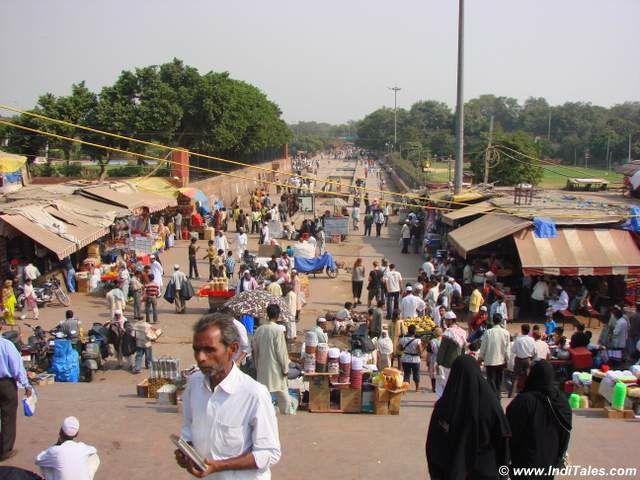 पुरानी दिल्ली का मीना बाज़ार