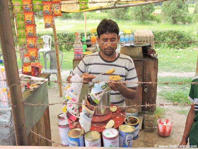 Bengal's famous Jhala Moody