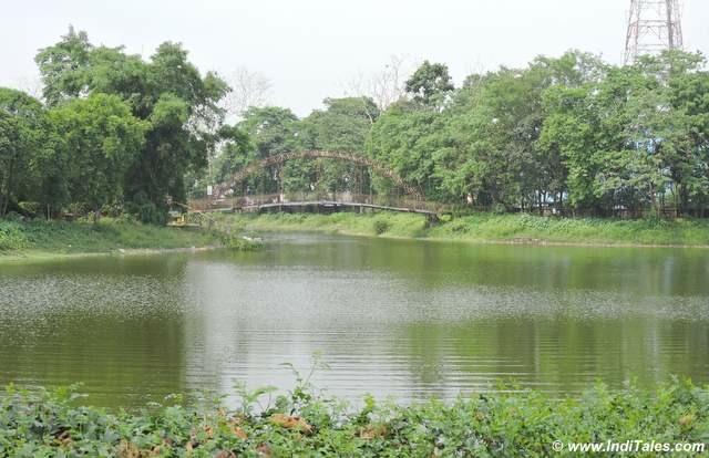 Rajbari lake