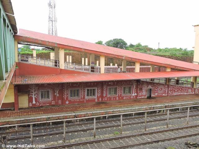 रत्नागिरी रेलवे स्टेशन