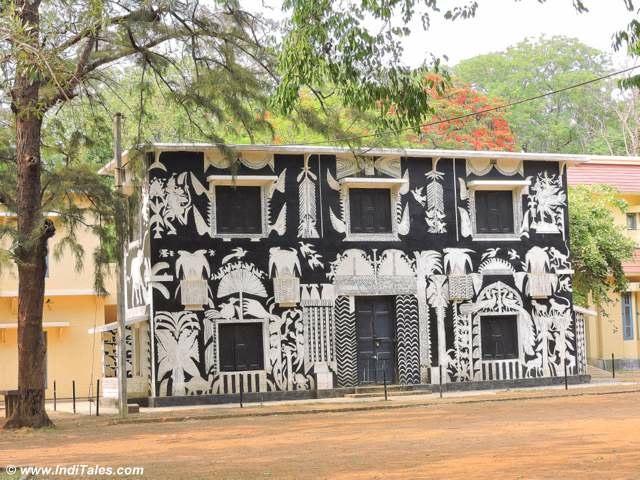 Design School of Vishwa Bharati
