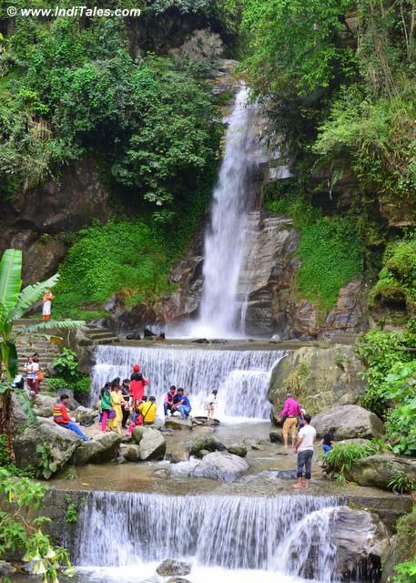 Banjakadri Falls