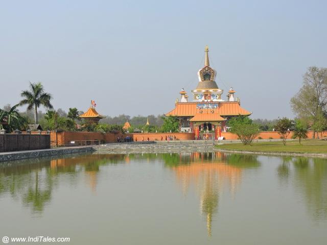 जर्मनी का बौद्ध विहार - लुम्बिनी