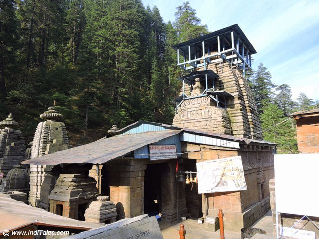 महामृत्युंजय महादेव मंदिर - जागेश्वर