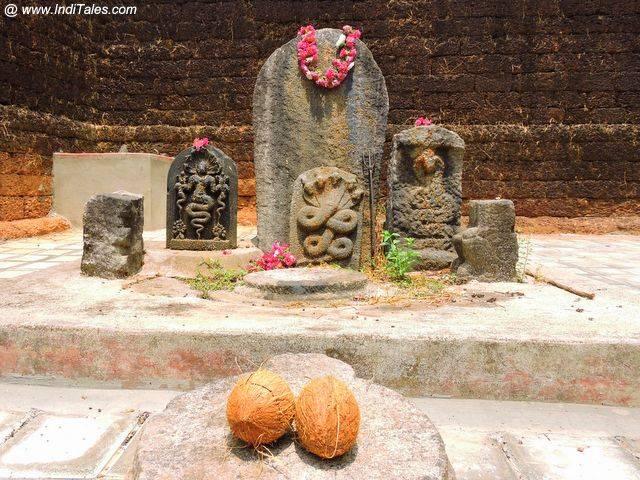 नाग मंदिर - विक्रम शेट्टी बसदी