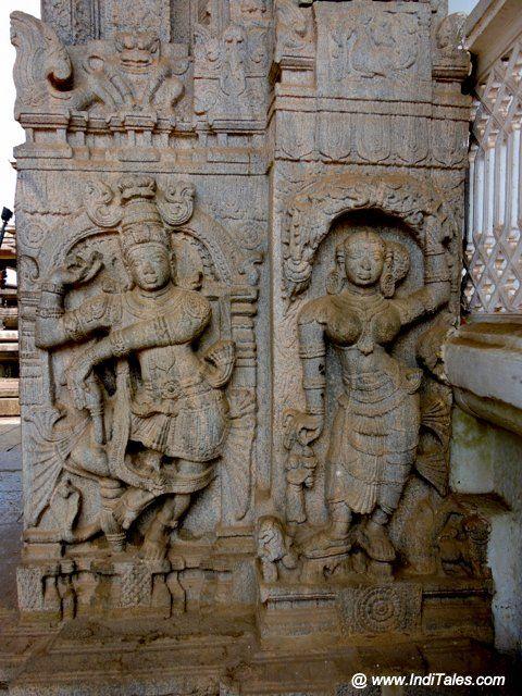 मूडबिद्री जैन मंदिरों के कहानियां कहते स्तम्भ
