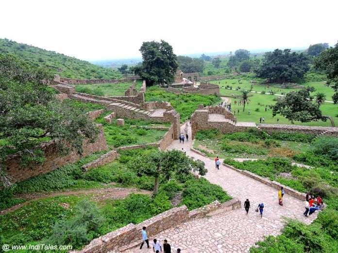 जयपुर के आप पास - भानगढ़ दुर्ग