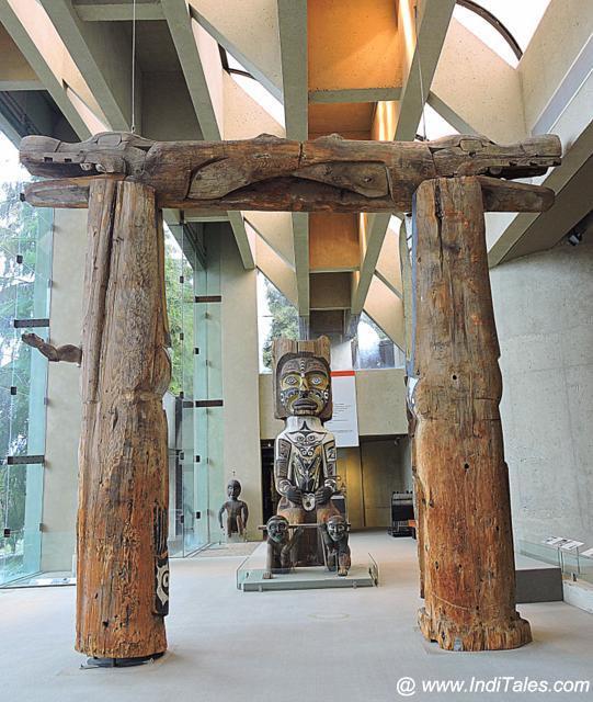 मानव संग्रहालय - वेन्कुवर
