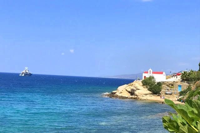 एजियन समुद्र - ग्रीस