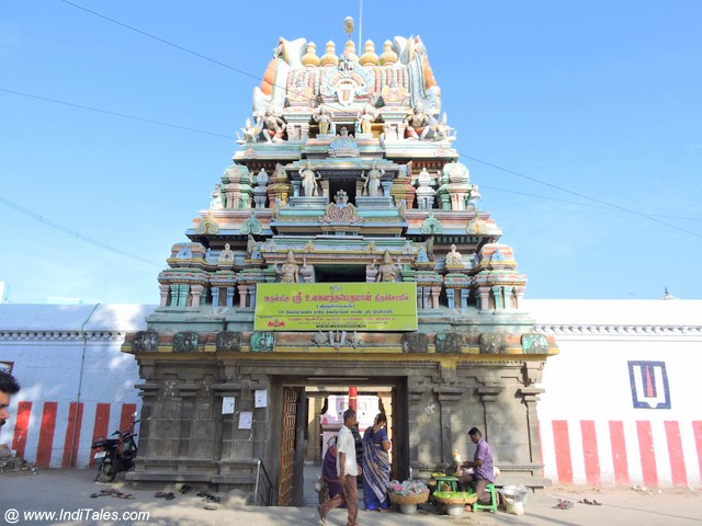 उलगनंदा विष्णु मंदिर - कांचीपुरम