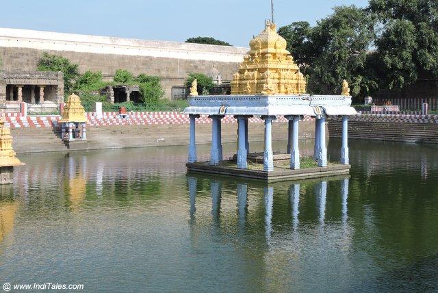 अनंत सरस कुंड - वरदराज पेरूमल मंदिर, कांचीपुरम