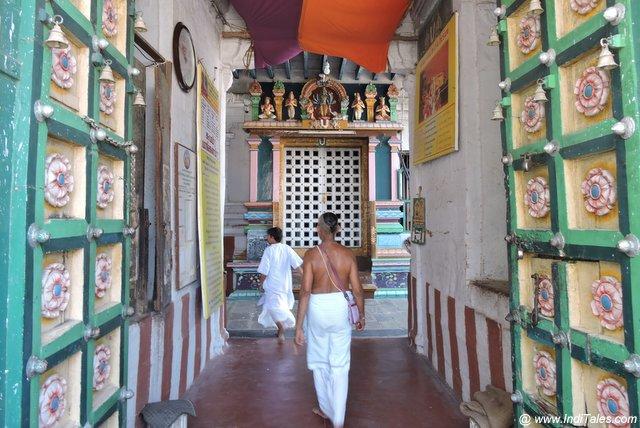 अष्टभुज पेरूमल मंदिर - विष्णु कांची