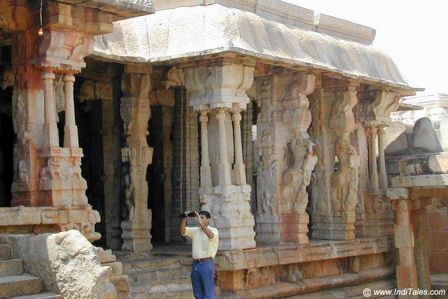 आंध्र प्रदेश का लेपाक्षी मंदिर