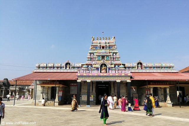 श्रृंगेरी का प्राचीन शारदाम्बा मंदिर