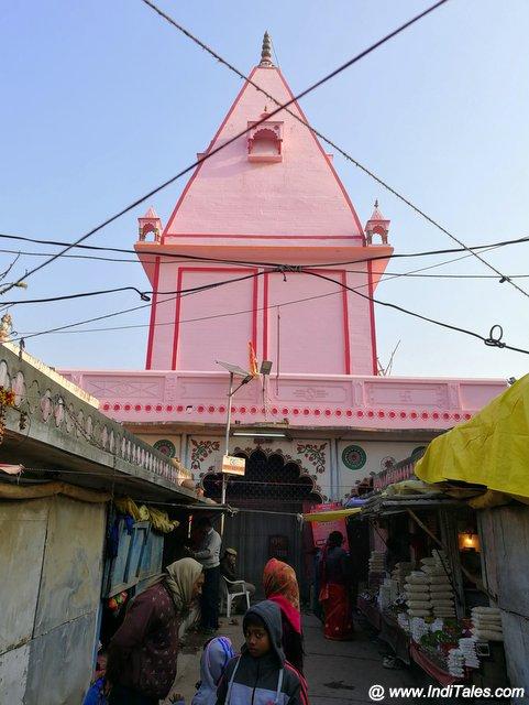 प्रयागराज के प्राचीन मंदिर - अलोपी देवी मंदिर
