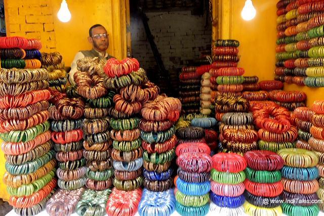 फ़िरोज़ाबाद का चूड़ी बाज़ार