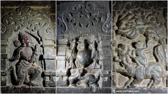 पाषाण में गढ़ी जातक कथाएं - कोपेश्वर मंदिर कोल्हापुर