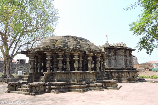 कोपेश्वर मंदिर - खिद्रापुर