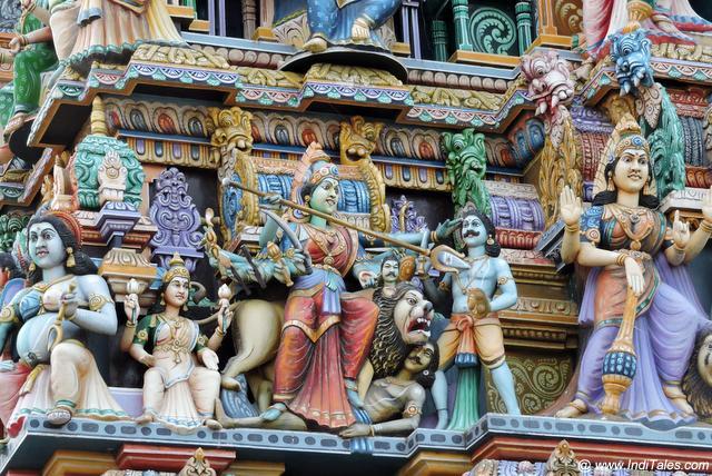 भद्रकाली अम्मा मंदिर त्रिंकोमाली