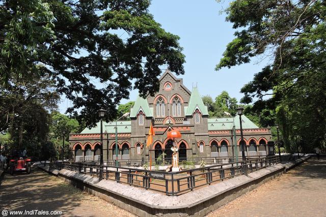 कोल्हापुर का टाउन हॉल