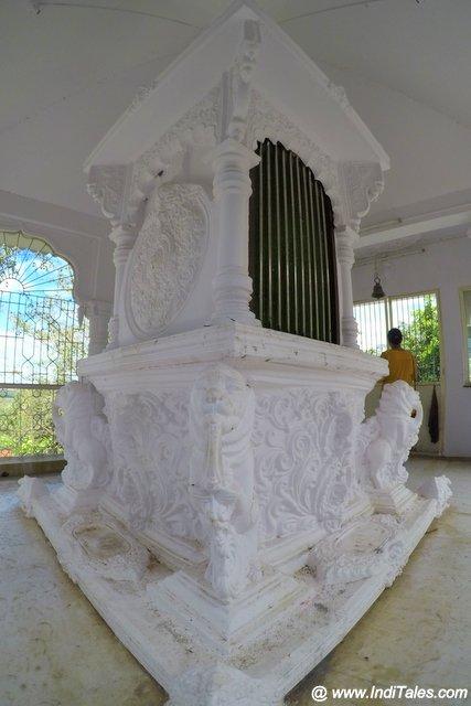 हनुमान मंदिर - दीवार द्वीप, गोवा