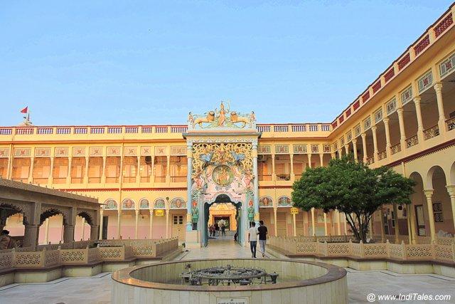 Braj Gate of Rani Sati Temple