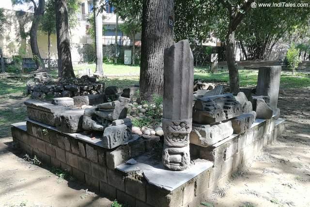 Remains of Bhima Devi Temple