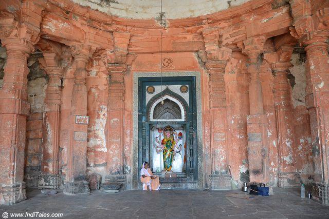 देवगिरी का भारत माता मंदिर
