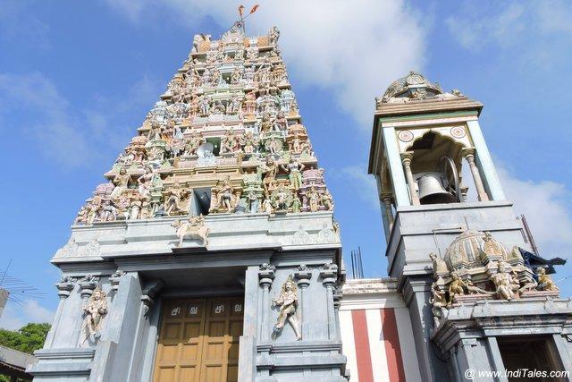 Thiruketheeswaram Temple Raja Gopuram