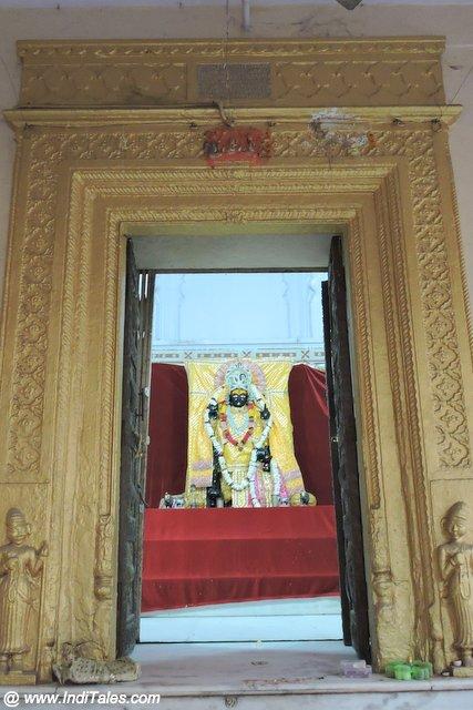 Dirgh Vishnu Temple at Mathura