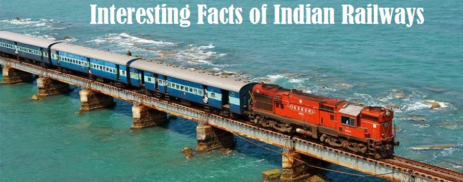 indian railway facts