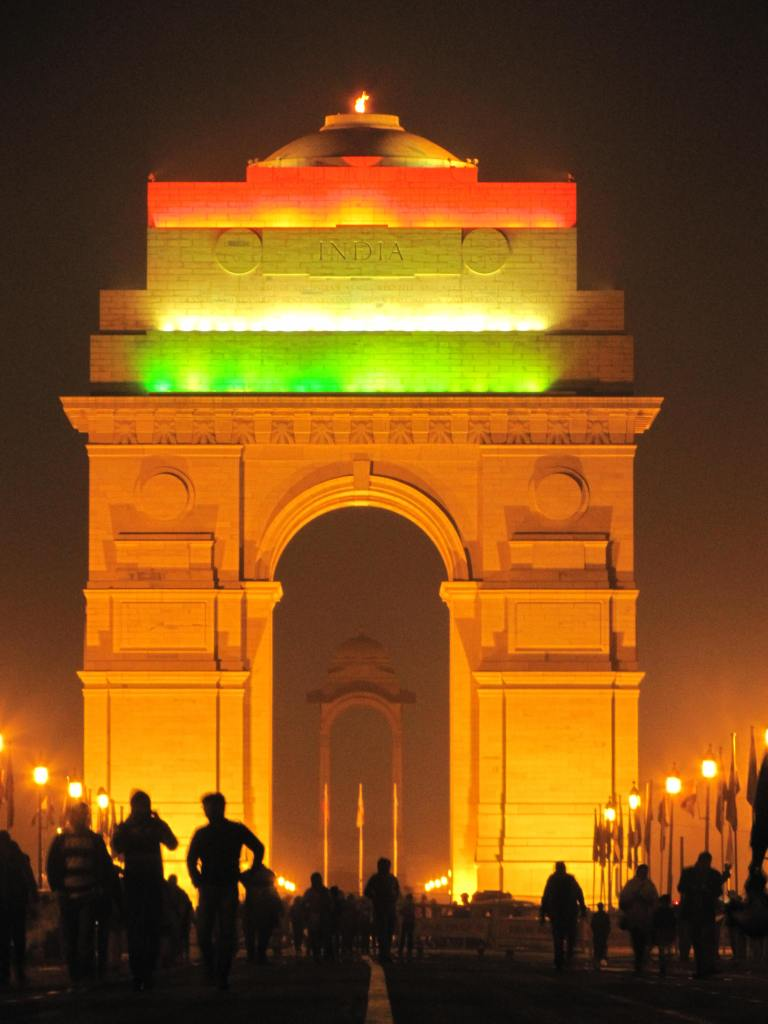 India Gate ,Delhi India