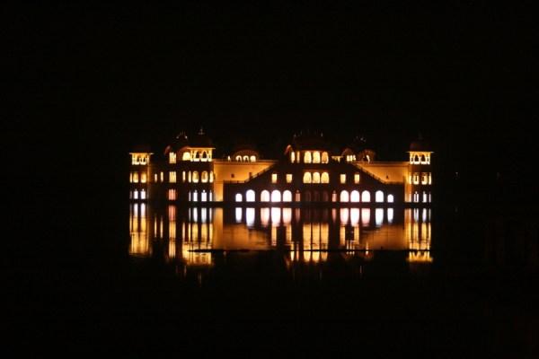 Jal Mahal India Jaipur