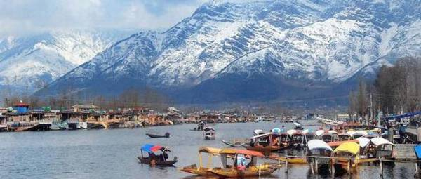 Srinagar- Capital of Kashmir