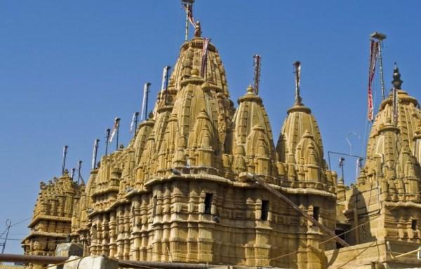 Pittalhar Temple at Dilwara Temples