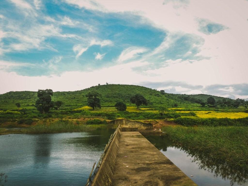 Thajangi Reservoir