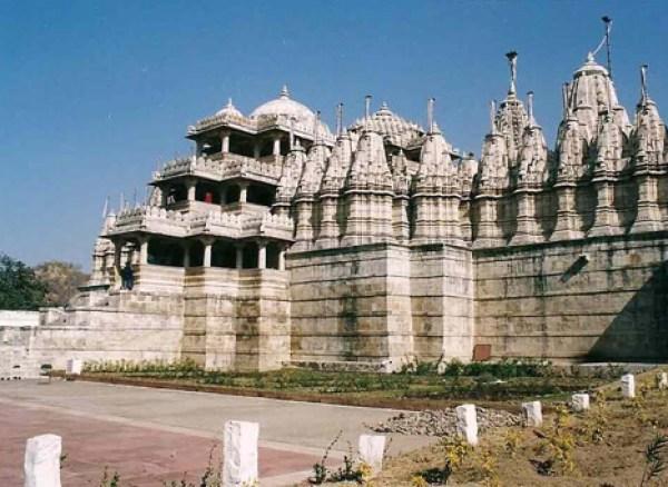 Dilwara Temple at Mount Abu