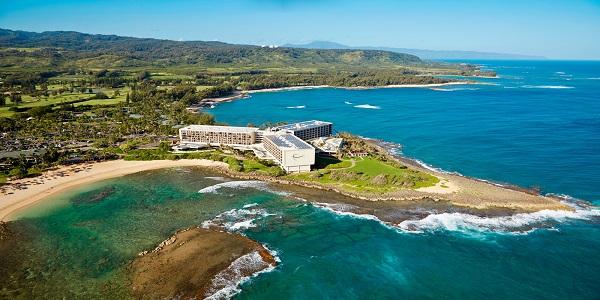 The Turtle Bay resort