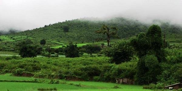 Hill stations of Odisha
