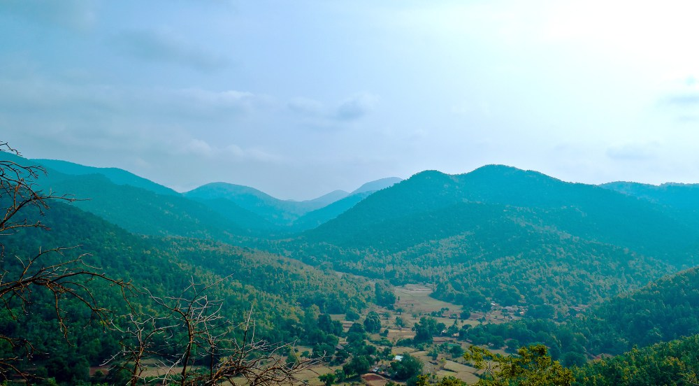 Daringbadi Hill Station