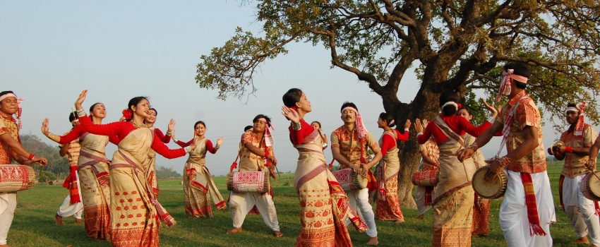 Bihu - Traditional Dance of Assam - Inditrip