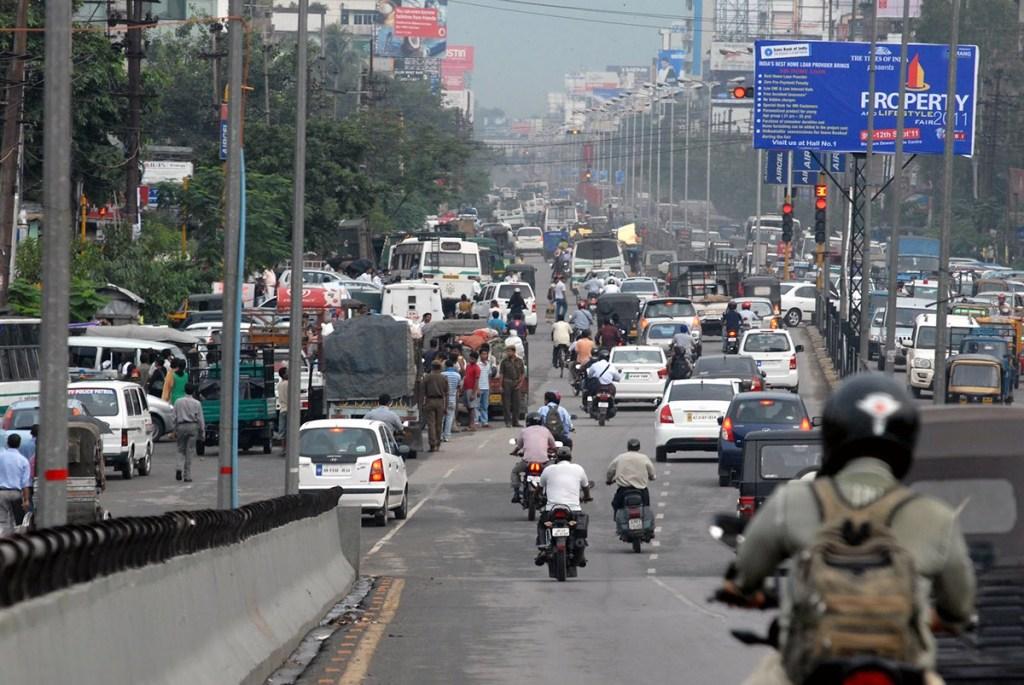 GS Road Assam Inditrip