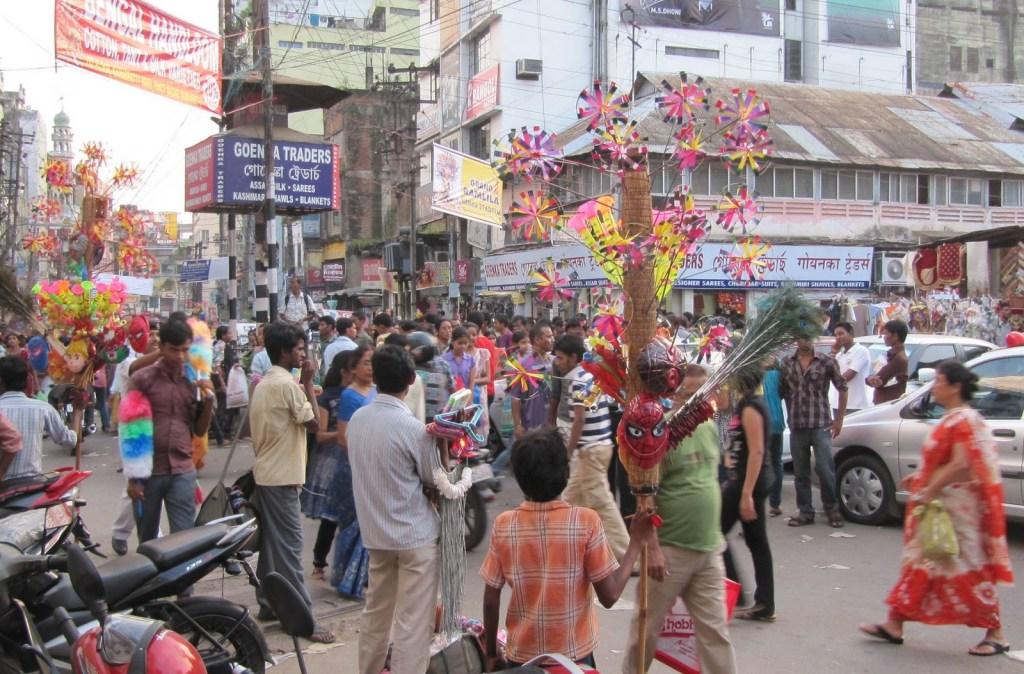 Pan Bazaar Assam Inditrip