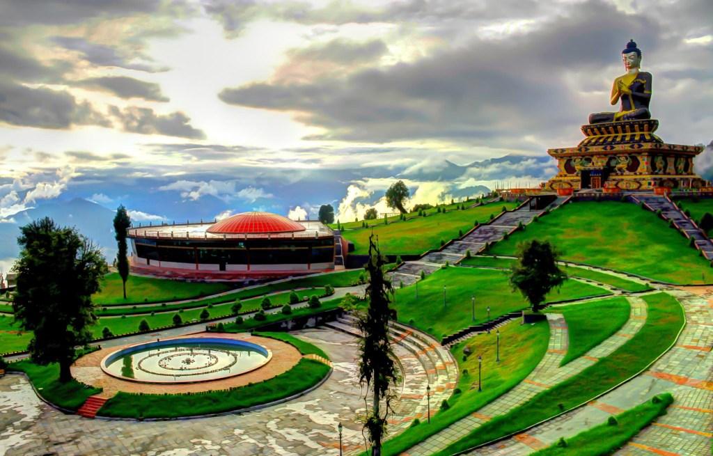 Buddha Park at Ravangla