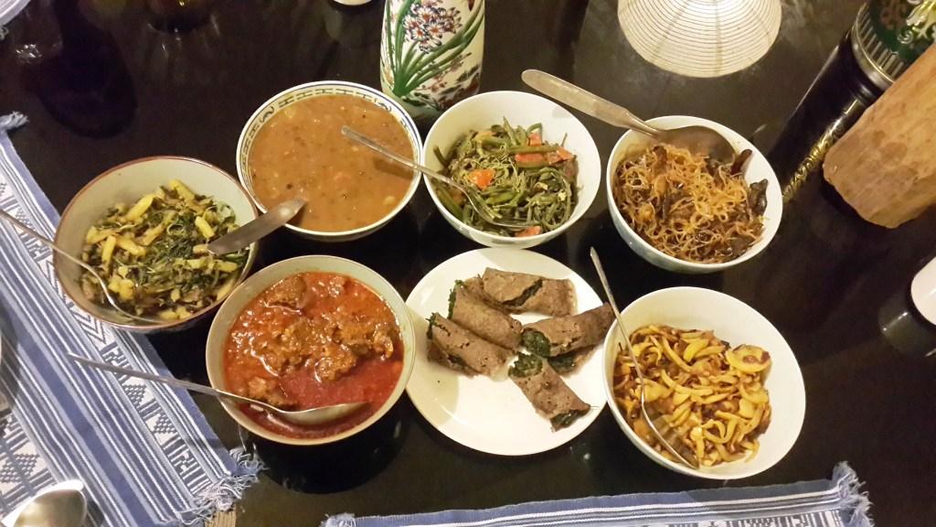 Cuisine of Sikkim
