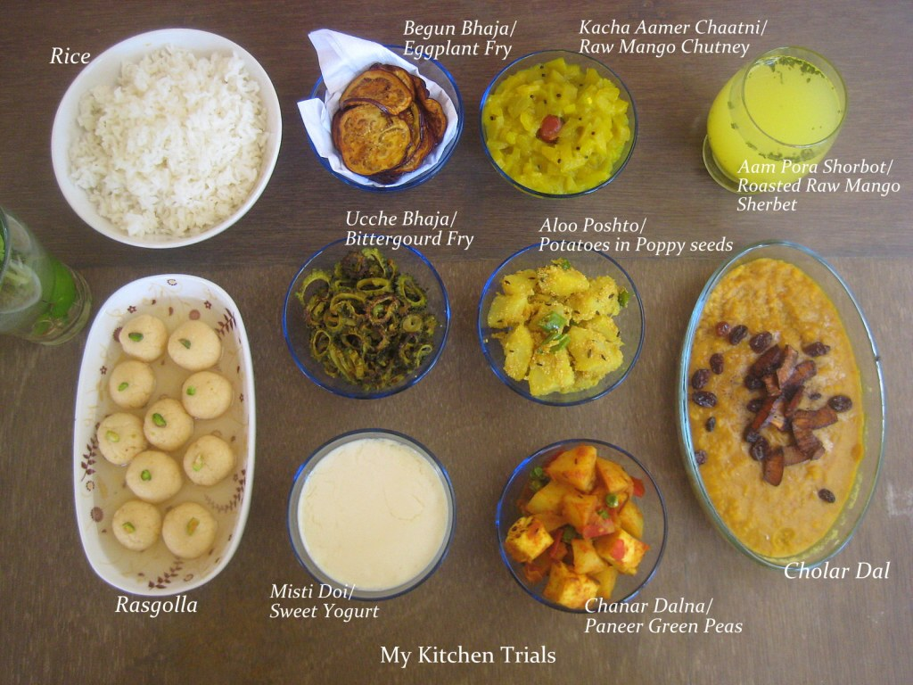 Cuisine of West Bengal