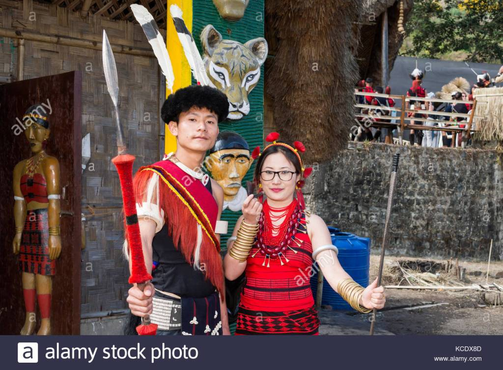 Marriage Culture of Nagaland